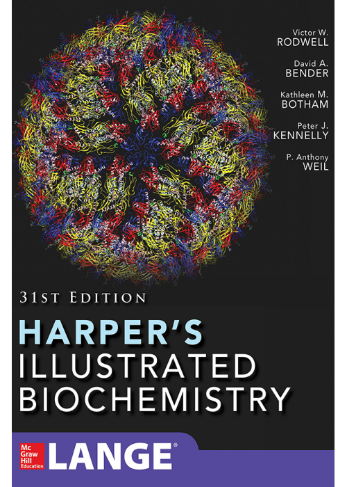 Harpers Illustrated Biochemistry 31st Edition
