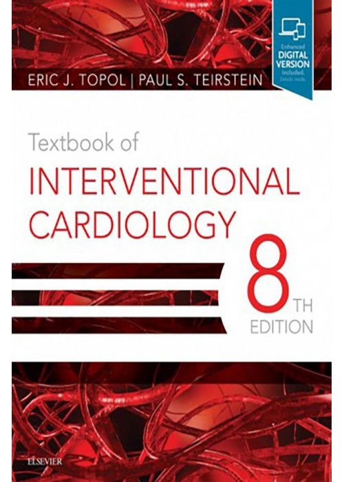 Textbook of Interventional Cardiology 8th Edition